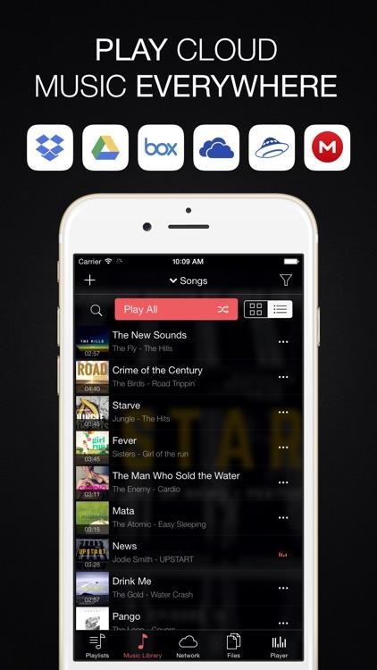 Evermusic Pro - Cloud Music Player for Chromecast by Artem Meleshko