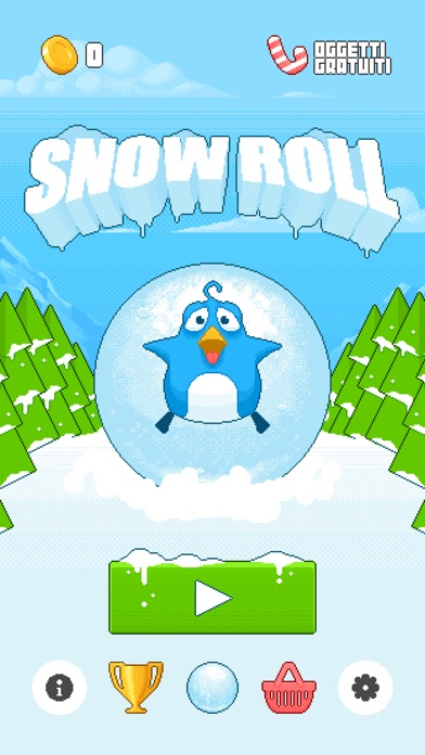 Screenshot of Snow Roll5