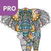 Animal Coloring Pages PRO: Fun Adult Coloring Book