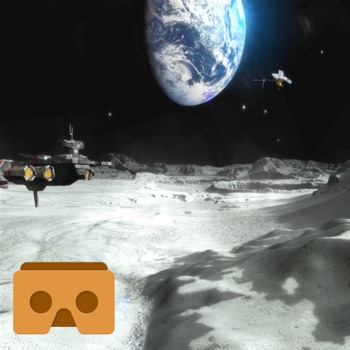 VR Moon Walk 3D for iPhone