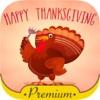 Thanksgiving Day-Sätze - Premium