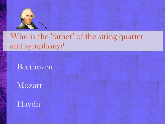 Music History Flashcards Screenshots