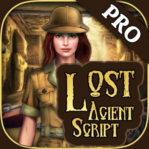 Lost Ancient Scripts - Hidden Mystery Pro iOS App