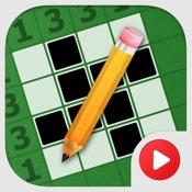 NonogramZ Free: 1000 pic-a-pix & pictogram puzzles