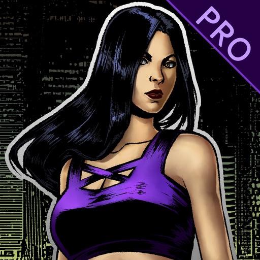 Superhero Girl Alliance Pro iOS App