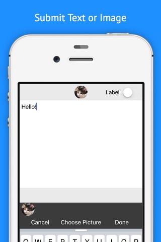 StickyTalking screenshot 2
