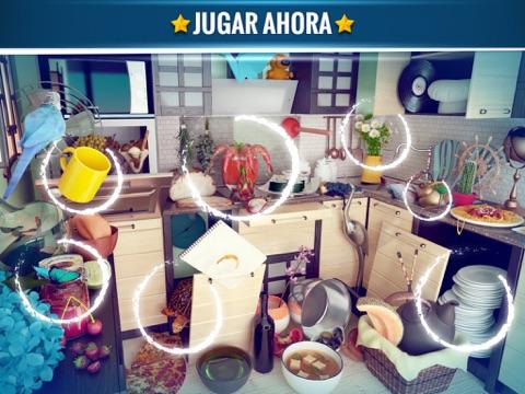 Hidden Object Messy Kitchen -Seek and Find Objects screenshot 3