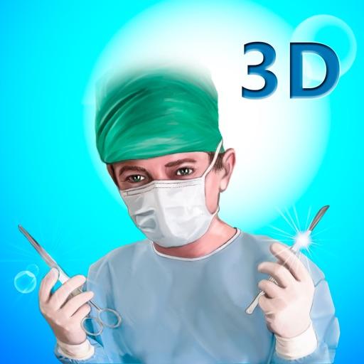 Surgery Simulator 3D Free iOS App