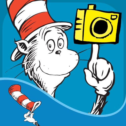 Dr. Seuss Camera - The Cat in the Hat Edition