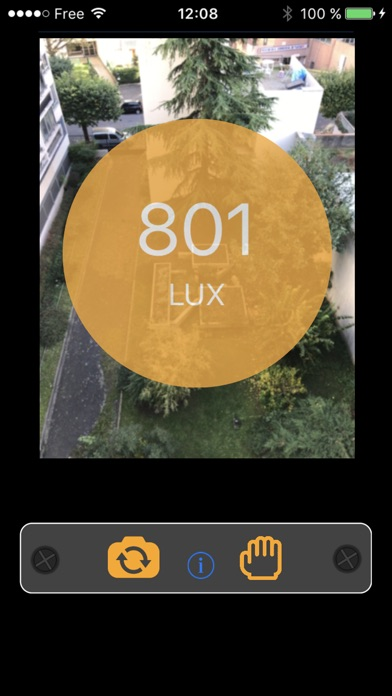 Lux meter app iphone free