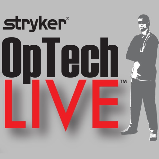 OpTech Live iOS App
