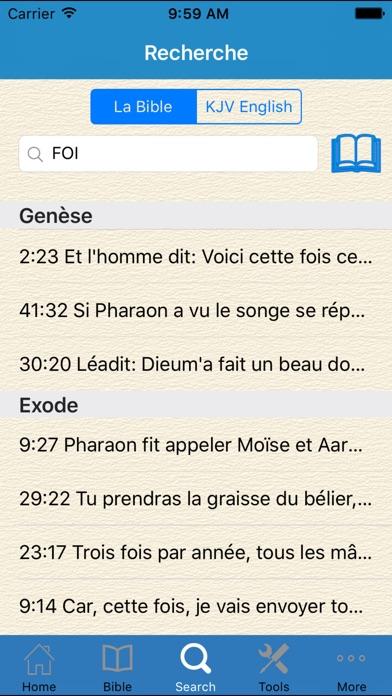 download La Sainte Bible en Français  par Louis Segond apps 3