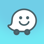 Waze - GPS Navigation, Maps & Social Traffic icon
