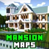 Mansion MAPS for MINECRAFT PE - Pocket Edition
