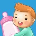 Feed Baby - Baby Tracker for Breastfeeding icon