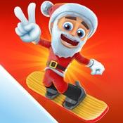 Ski Safari 2: Update stimmt auf Weihnachten ein und bringt neue Herausforderungen