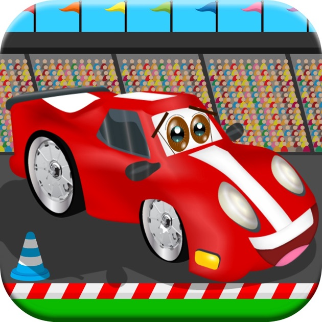 Race Cars Car Racing Games For Kids Toddlers On The App Store