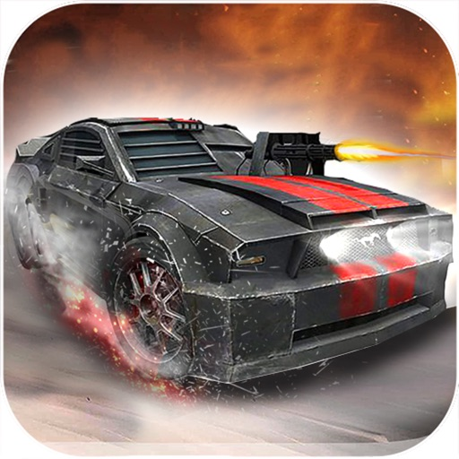 Death Race : Free Shooting Adventure Racing Game iOS App