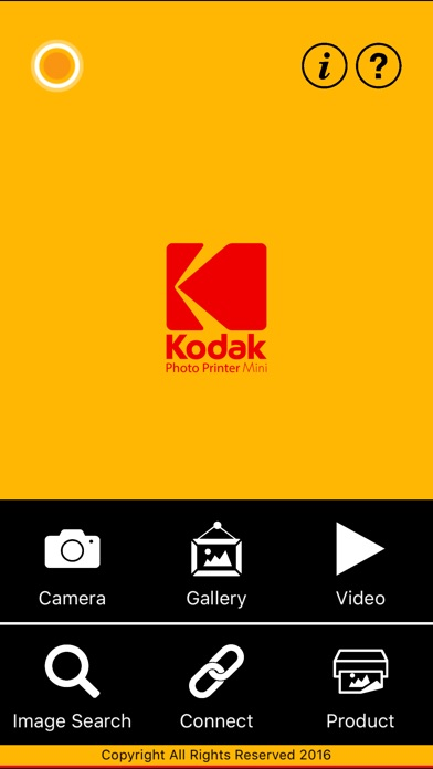 KODAK Wireless Photo Printer Mini now available on Amazon Image