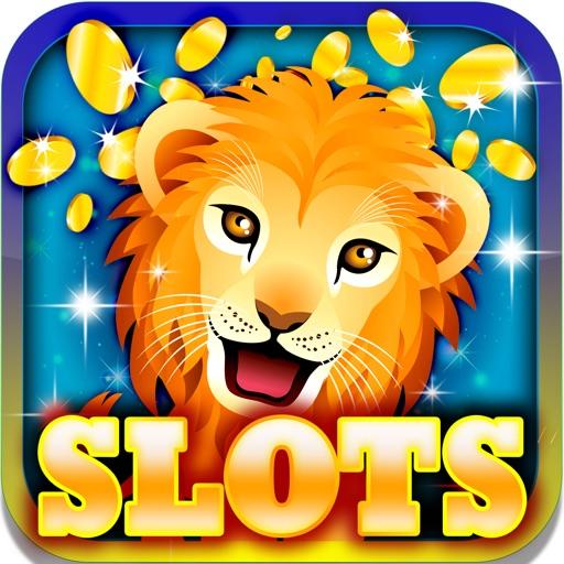 Lucky Elephant Slots:Play in a virtual safari trip iOS App