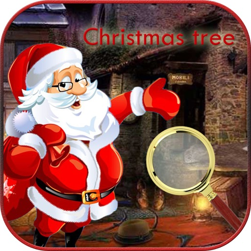 Christmas Tree(Hidden Object) iOS App