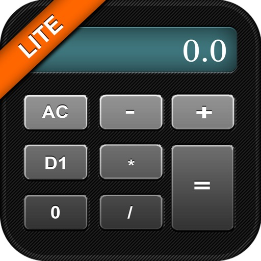 DragonDice - RPG Calculator Lite iOS App