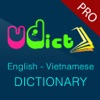 Từ Điển Anh Việt, Việt Anh PRO - VDICT Dictionary app for iPhone/iPad