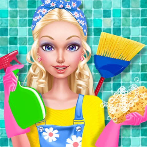 Fashion Doll - House Cleaning iOS App
