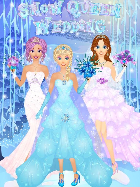 Ice Queen Wedding