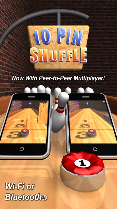 Screenshot #6 for 10 Pin Shuffle Pro Bowling