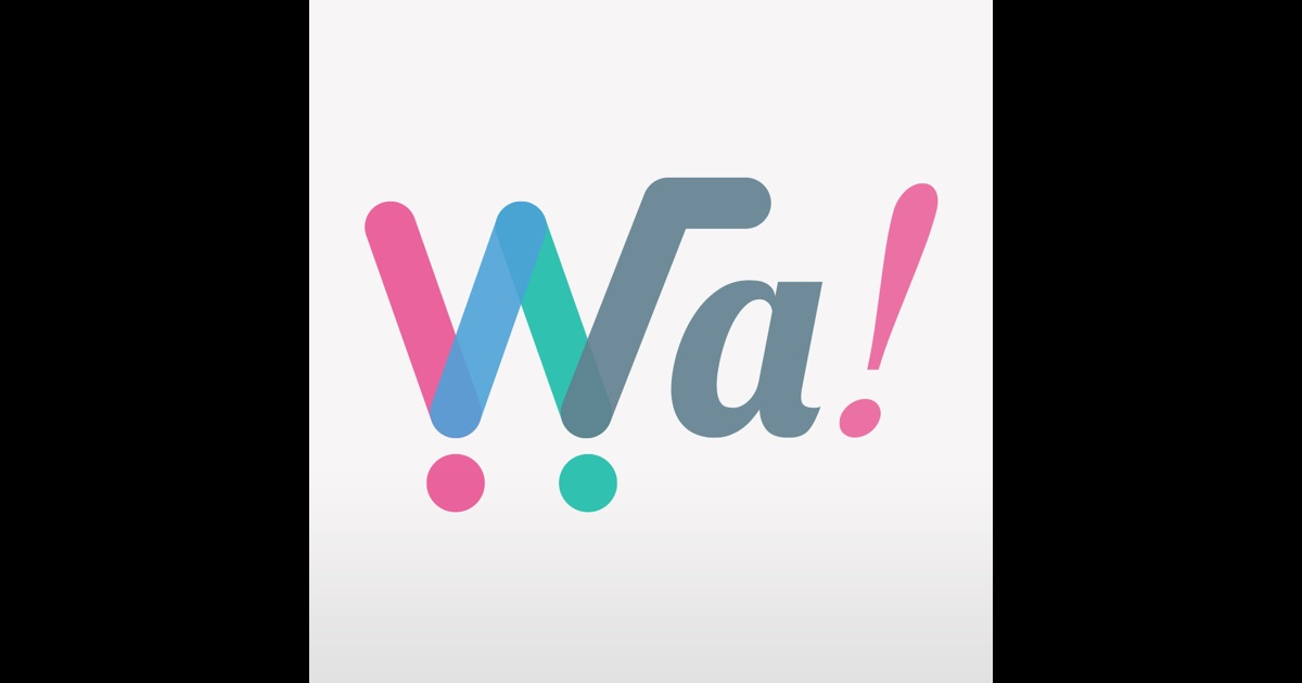 Wa! on the App Store
