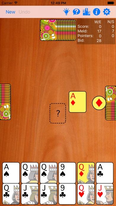 Pinochle Gold Screenshot