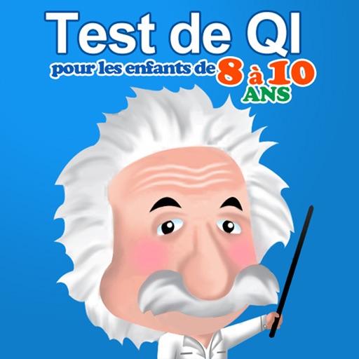 Test de QI pour les enfants de 8 à 10 ans iOS App
