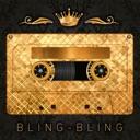 Delitape Bling-Bling - Deluxe Kassettenspieler