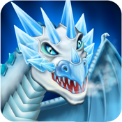 Dragon Village - Dragons Fighting City Builder games icon