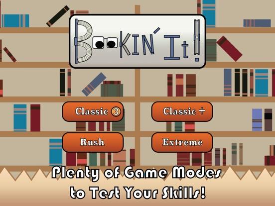 Bookin' It Screenshot