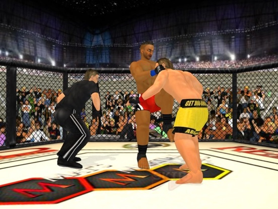 Weekend Warriors MMA Screenshot