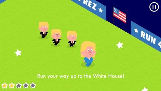 Run 4 Prez - Trump vs. Clinton Screenshot