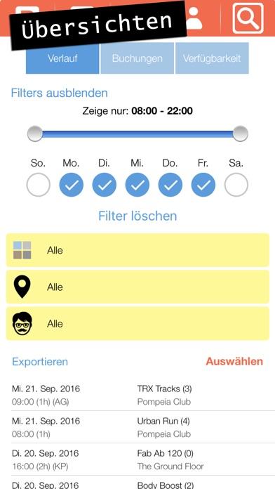 Bobclass Appointment Scheduler Screenshot