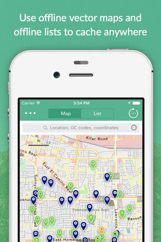 Cachly - Simple and powerful Geocaching for iPhone screenshot 3