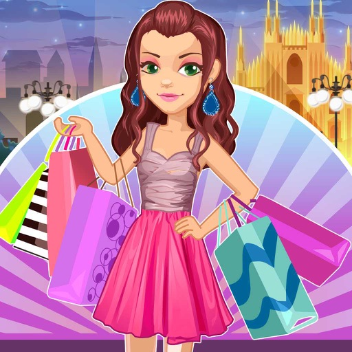 Milan Shopaholic -Shopping and Dress Up Game iOS App