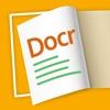 Docr - PDF scanner with document image dewarping