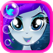 Mermaid Pony Dress Up Games for My Little Girls