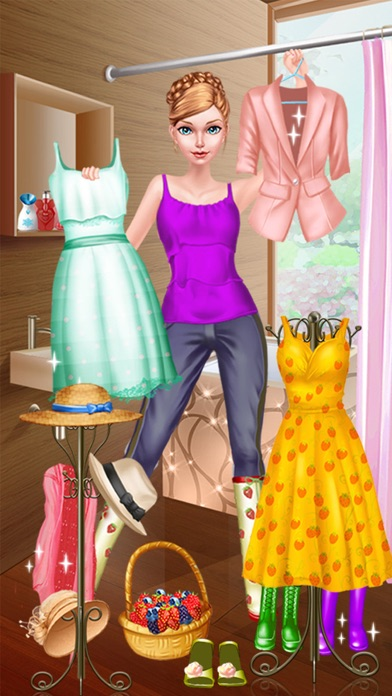 download Berry Picking Farm - Girls Pastry Story apps 3