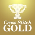 Cross Stitch Gold icon