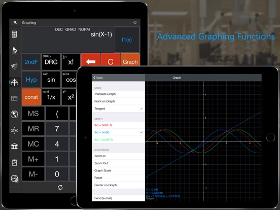 Calc Pro HD - Top Calculator! Screenshots