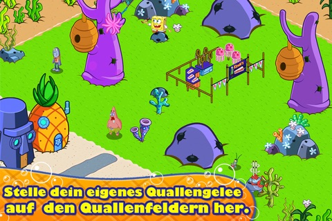 SpongeBob Moves In screenshot 4