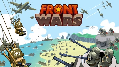 download Front Wars : WW2 Turn Based Strategy apps 3