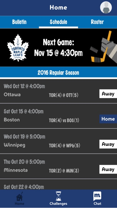 download Club Maple Leafs apps 2