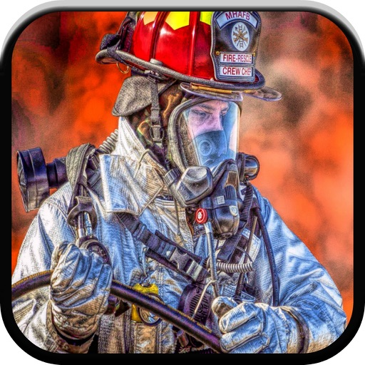 Cool firetruck game for kid & boy: sound & puzzle iOS App